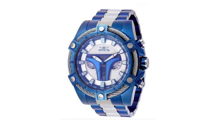 invicta jango fett watch