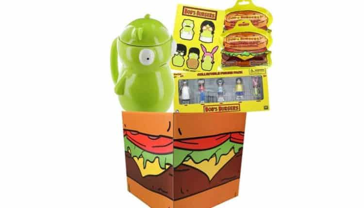 bob's burgers merch