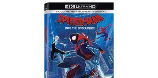 spider-verse 4k blu-ray