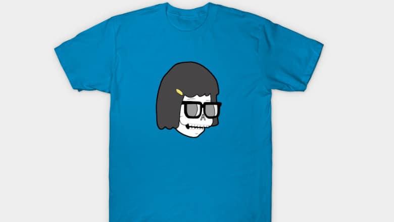 tina bones t-shirt