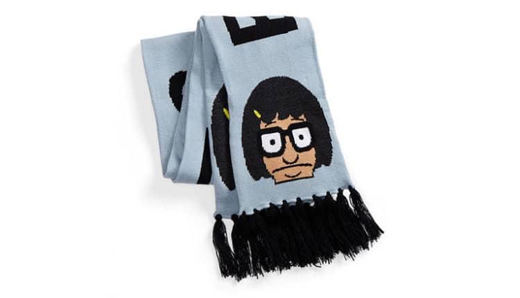 tina scarf