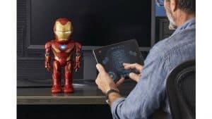 Iron Man MK50 Robot