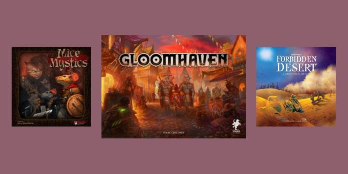 best co-op board games