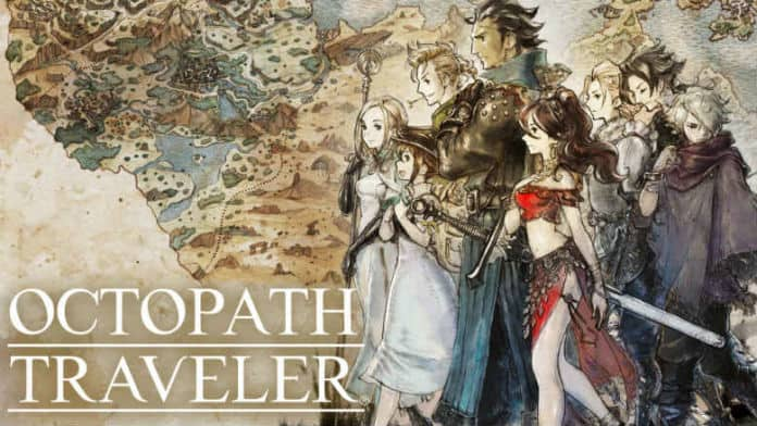 Octopath Traveler PC release date