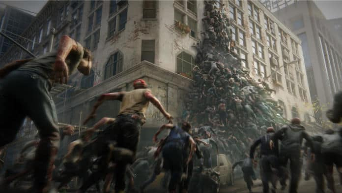 World War Z Game Sales