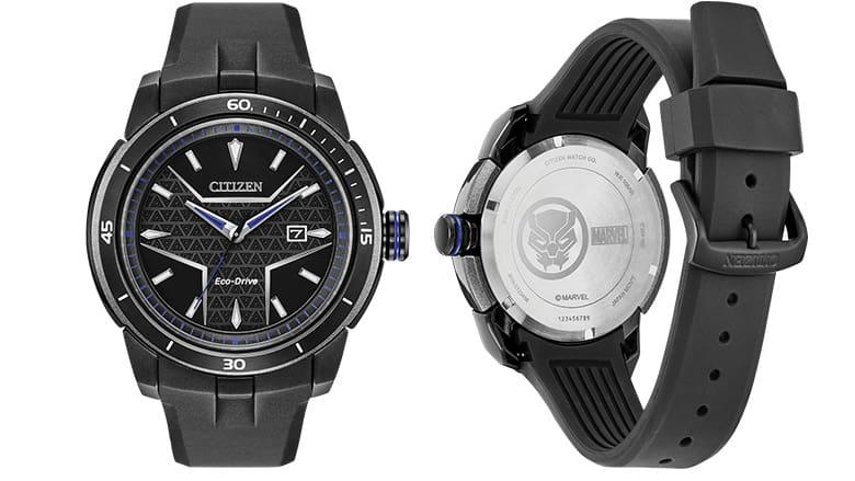 citizen black panther watch