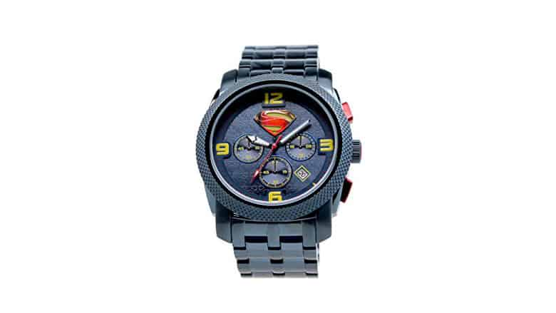 man of steel watch