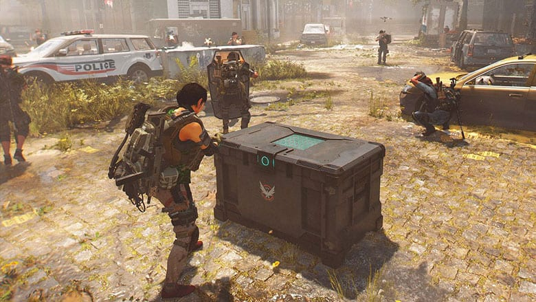 The Division 2 loot