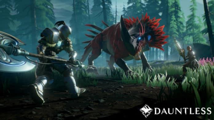 Dauntless Release Date