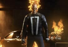 Ghost Rider and Helstrom Shows
