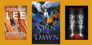 new sci-fi books 2019