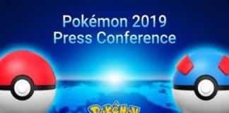 Pokémon Press Conference