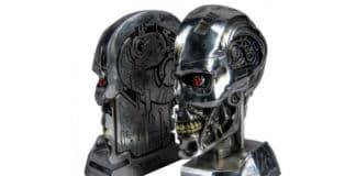 Terminator T-800 Bookends