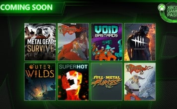 Xbox Game Pass May and June