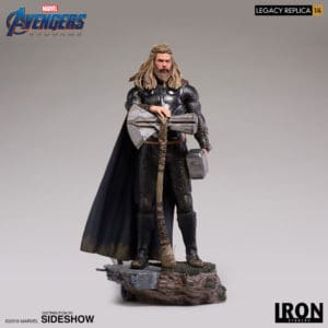 thor 1:4 scale avengers endgame statue