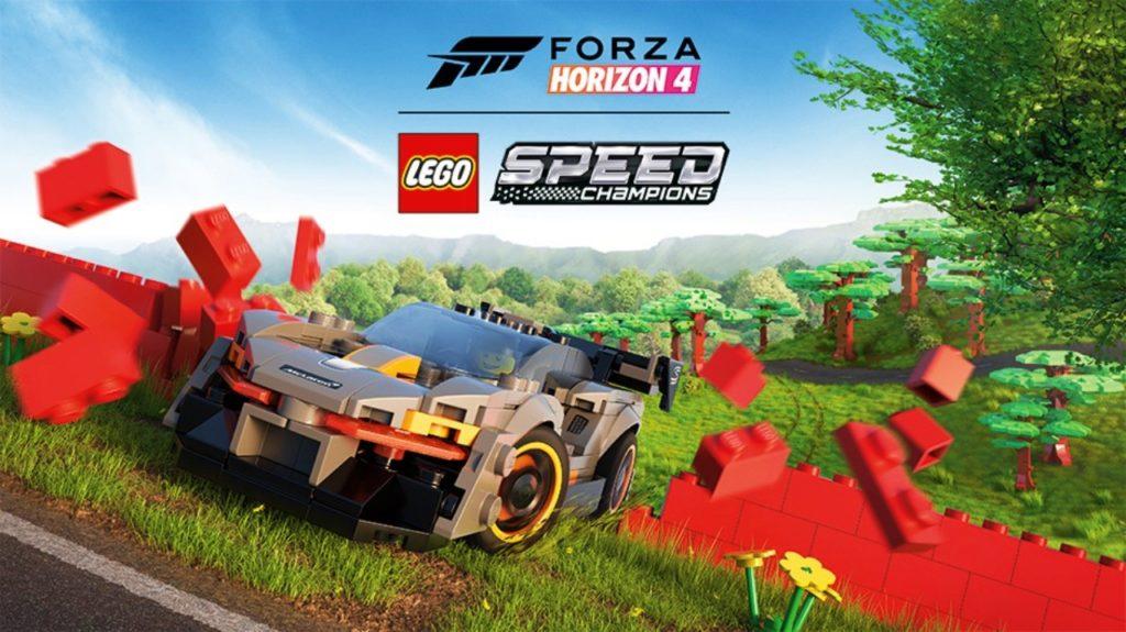 Forza Horizon 4: LEGO Speed Champions expansion