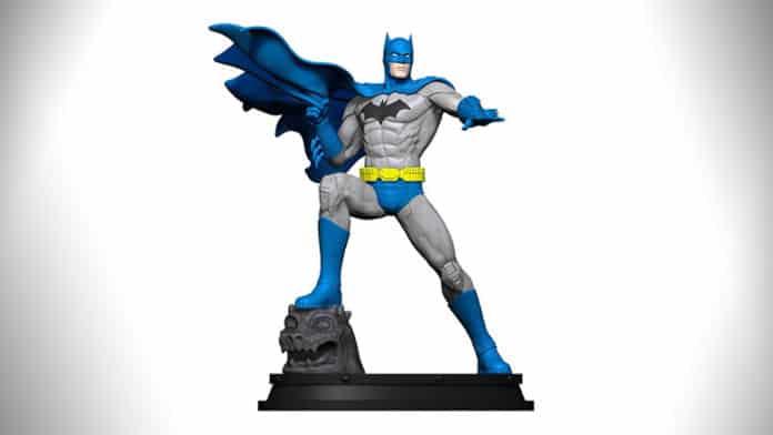 classic batman statue