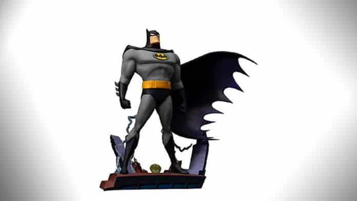 batman the animated series artfx statue