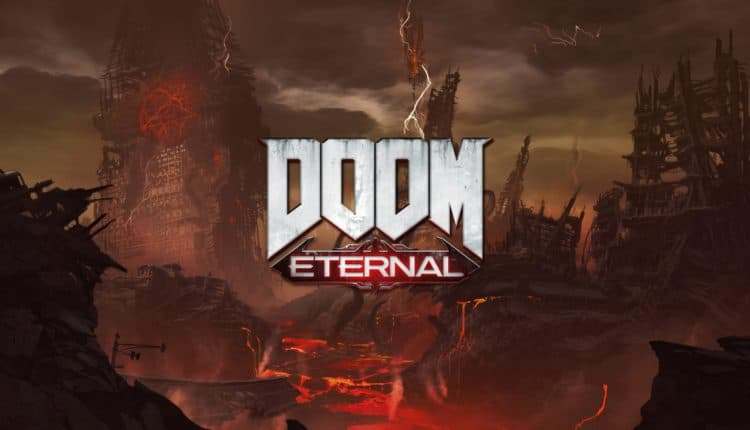 doom eternal bethesda e3