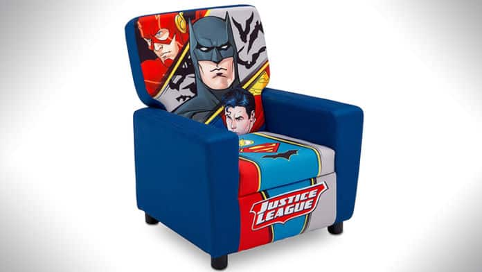 justice league chair