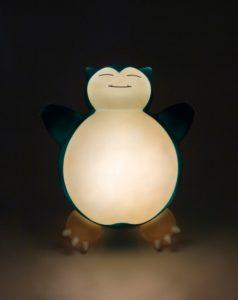 snorlax lamp