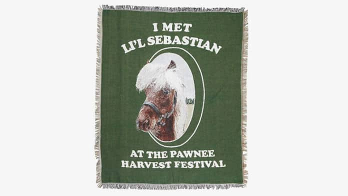 lil sebastian throw blanket