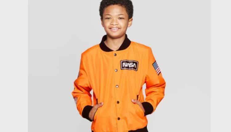 nasa jacket for boys