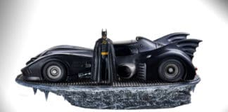 batmobile deluxe art 1:10 scale