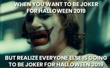 Halloween memes 2019