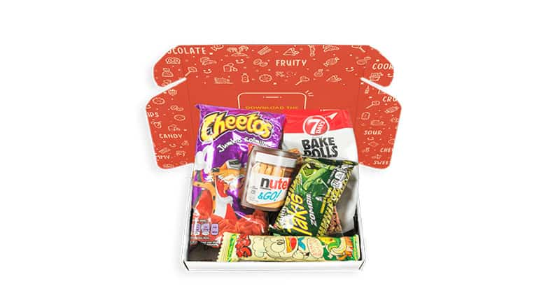 Munchpak: A Monthly Delivery of the Best-Tasting Snacks