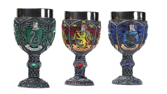 harry potter goblets