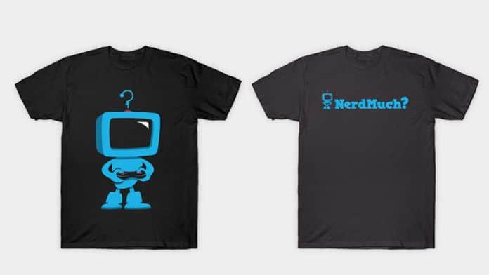 nerdy t-shirts