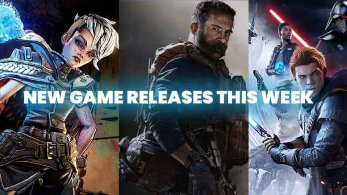 new game releases this week
