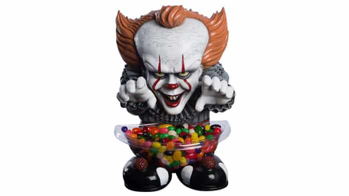 pennywise candy bowl