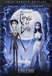 when is the corpse bride on tv