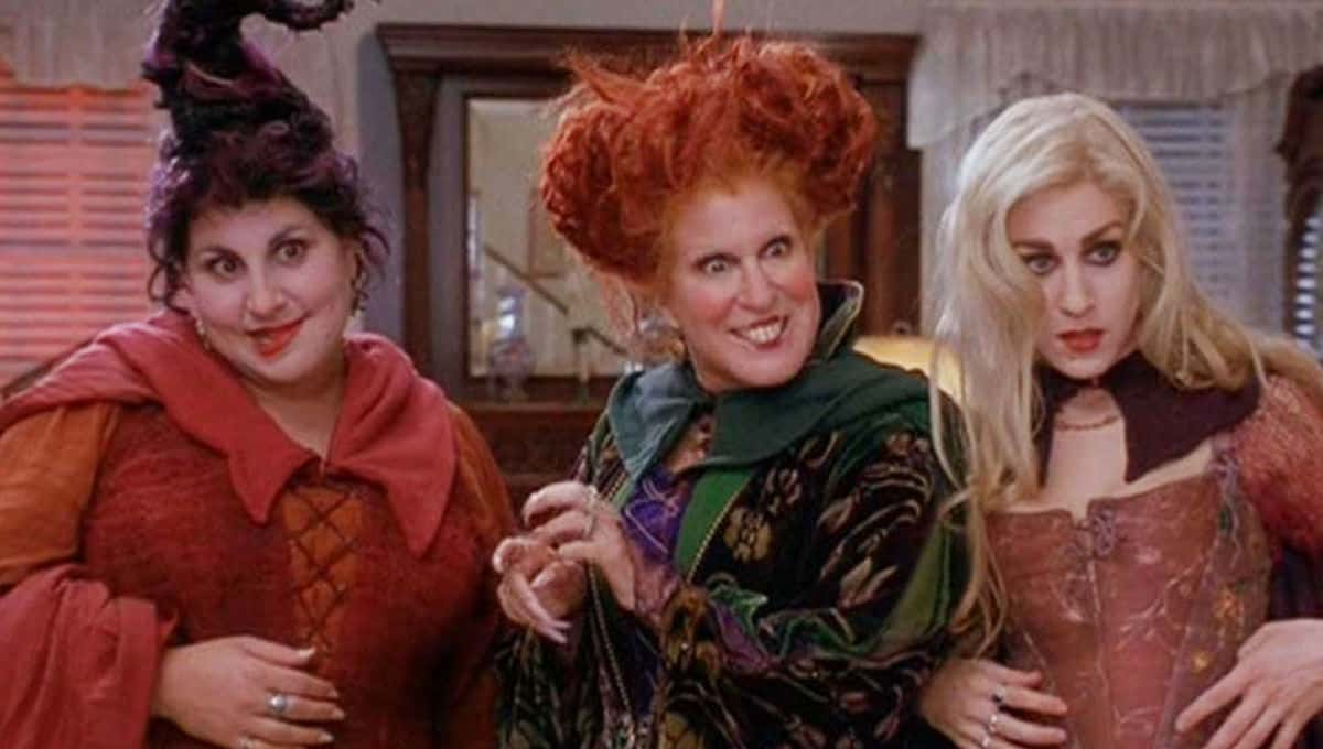When is Hocus Pocus On TV & How to Stream (October 2019)