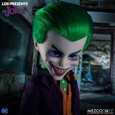 ldd joker mezco