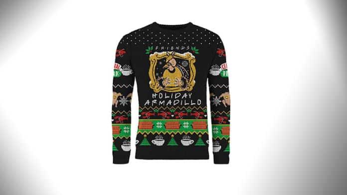 friends christmas sweater
