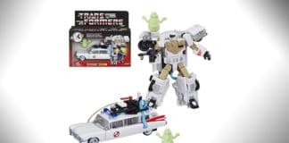ghostbusters ecto-1 transformer