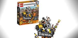 LEGO Overwatch junkertown