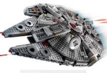 millennium falcon rise of skywalker