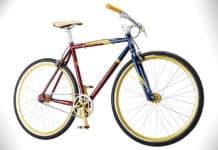 captain marvel bike