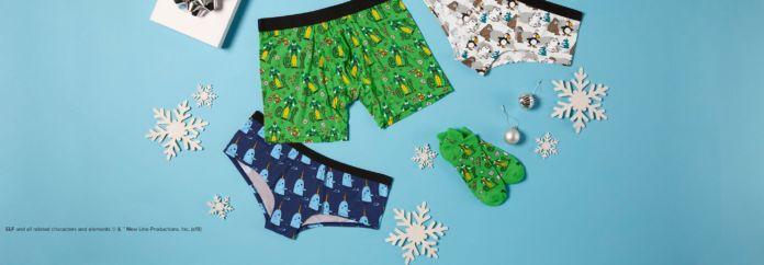 elf underwear