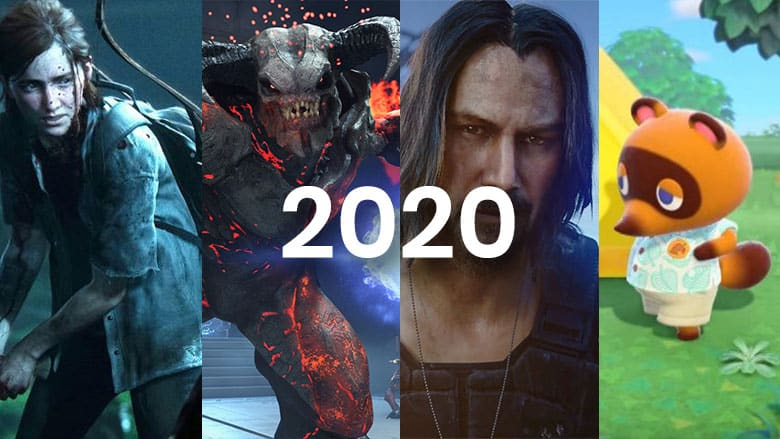 Popular Games 2020.All Video Game Releases Of 2020 Updated Nerd Much