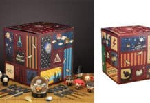 harry potter deluxe advent calendar