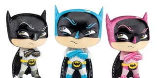 miss mindy batman statues