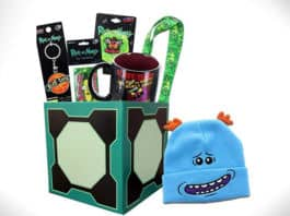 rick and morty looksee box