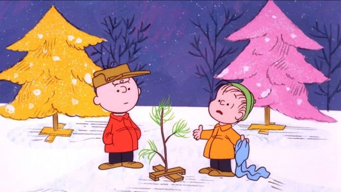 stream a charlie brown christmas