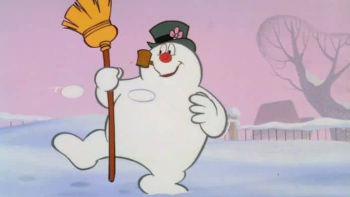 stream frosty the snowman