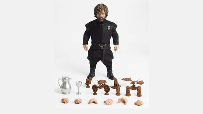 deluxe tyrion lannister figure